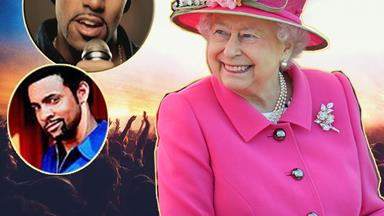 Who knew! Turns out Queen Elizabeth is a reggae fan