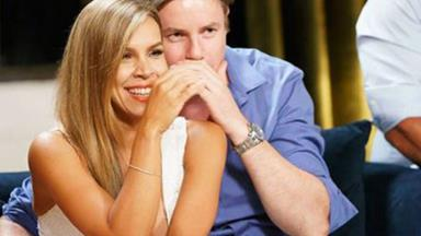 """Someone pass us the spew bucket, stat! MAFS' Troy says Carly """"popped his cherry"""""""
