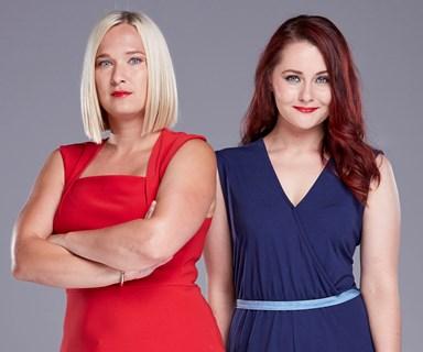 "MKR's Olga and Valeria tell: ""We don't like anyone"""