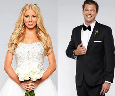 Ashley Irvin and Justin Fischer are together in latest MAFS swap