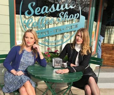 The Big Little Lies cast are back and sharing behind-the-scenes snaps