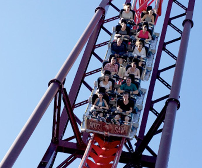 BREAKING: People TRAPPED mid-air on Dreamworld ride for 30 minutes