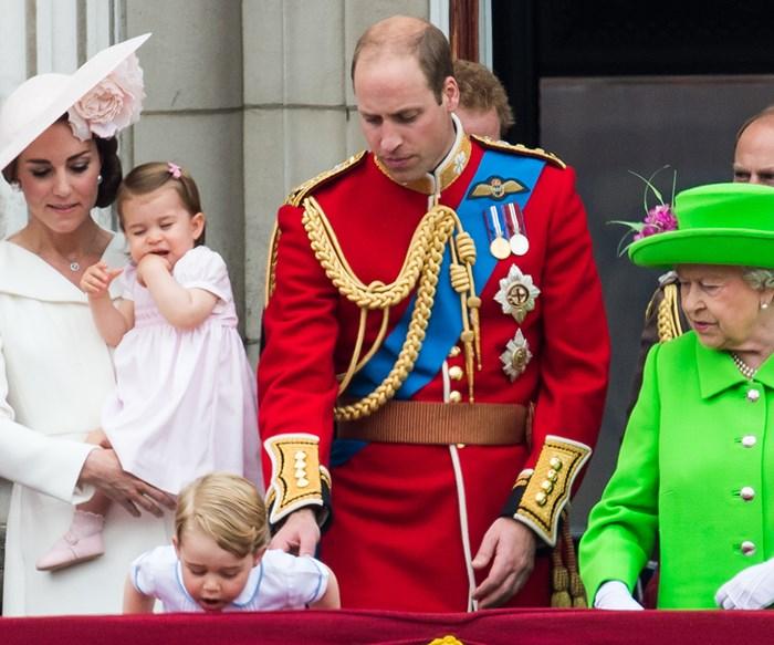 Tantrums, tears and mischief! Celebrity kids behaving, well, like kids