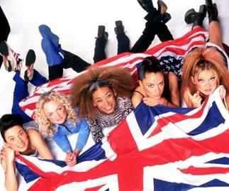 Spice Girls, Victoria Beckham, Geri Halliwell, Mel B