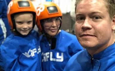 Loved up MAFS star Sean Thomsen meets Tracey Jewel's 8-year-old daughter