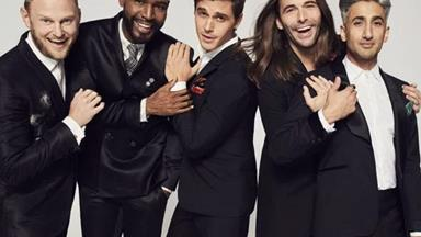 Things keep getting better now that Queer Eye has been renewed for season 2 by Netflix