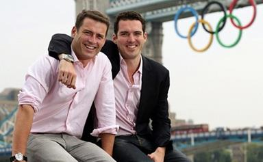 'We've got each other's backs!' Breakfast TV host Peter Stefanovic tells why he and big brother Karl are close