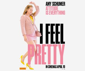 Win a double pass for you and a friend to see I Feel Pretty