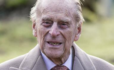 Prince Philip, 96, admitted to the King Edward VII Hospital in London for hip surgery
