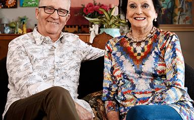 Gogglebox's Mick and Di's reveal their exciting wedding news