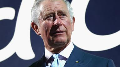 Prince Charles opens the Commonwealth Games with a message from his mother