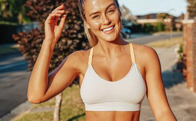 EXCLUSIVE: Steph Claire Smith shares her fitness secrets