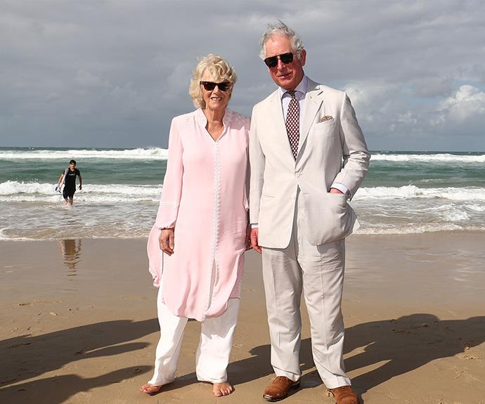 "Earlier this year, Prince Charles and Duchess Camilla hit Broadbeach on the Gold Coast [during their visit to Australia for the Commonwealth Games.](https://www.nowtolove.com.au/royals/british-royal-family/prince-charles-and-camilla-broad-beach-46292|target=""_blank"")"