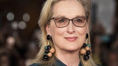 Nicole Kidman just shared the first look at Meryl Streep in Big Little Lies Season 2