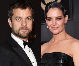 Katie Holmes and Joshua Jackson