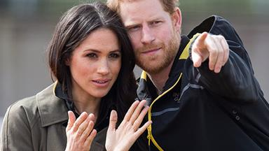 It's official! Meghan Markle is coming to Sydney for the Invictus Games