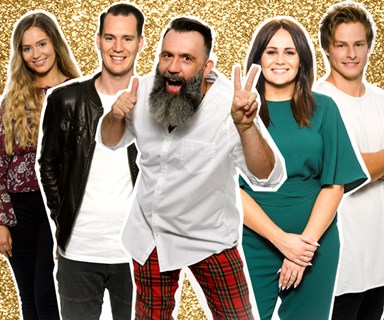Meet The Voice 2018 contestants
