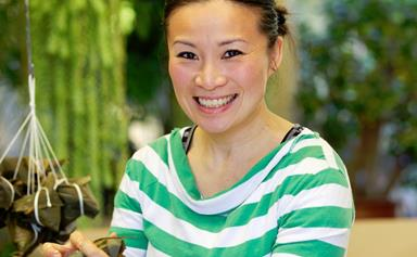 Poh Ling Yeow chats cooking with her husband, watching reality TV and the best meal she's ever had