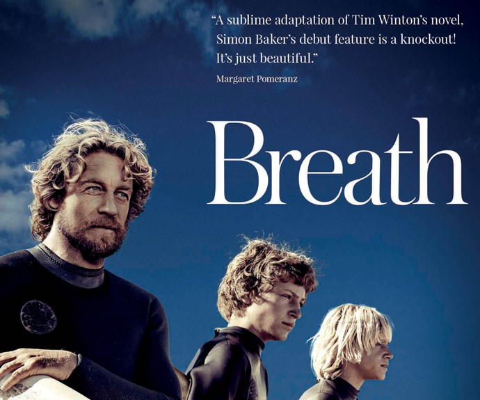 Win 1 of 20 double passes to see Breath