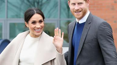 Prince Harry and Meghan Markle ask for charitable donations instead of wedding gifts