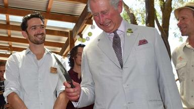 Prince Charles will guest star on Masterchef Australia... Well Croquembouche