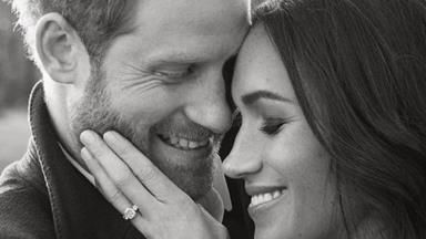 "Prince Harry and Meghan Markle's engagement photographer spills details on ""deliciously in love"" duo"