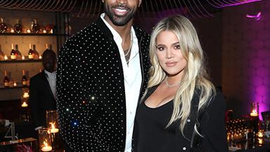 Pregnant Khloe Kardashian's shock as boyfriend Tristan Thompson is reportedly seen kissing another woman