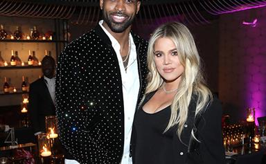 Pregnant Khloe Kardashian's shock as boyfriend Tristan Thompson is reportedly seen kissing another woman