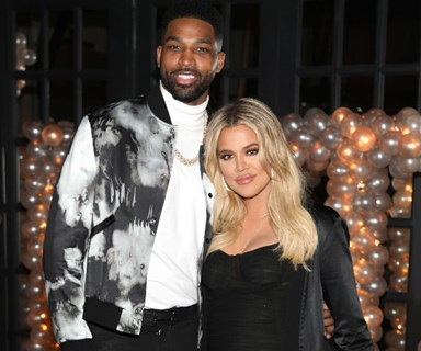 Khloé Kardashian and Tristan Thompson welcome a baby girl just days after cheating scandal