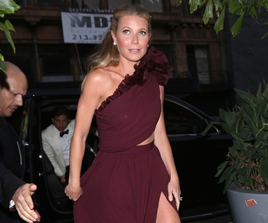 Gwyneth Paltrow and Brad Falchuk's star-studded engagement party