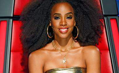 """I love being a mum!"" Kelly Rowland opens up about motherhood"