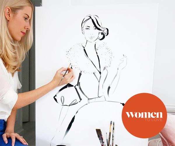 Illustrator Kerrie Hess' Whimsical Art