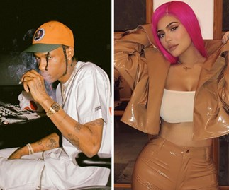 """""""Stay home and breastfeed your child"""": Kylie Jenner and Travis Scott shamed for going to Coachella"""