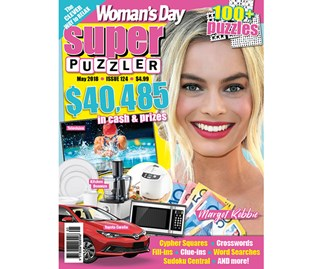 Woman's Day Superpuzzler Issue 124