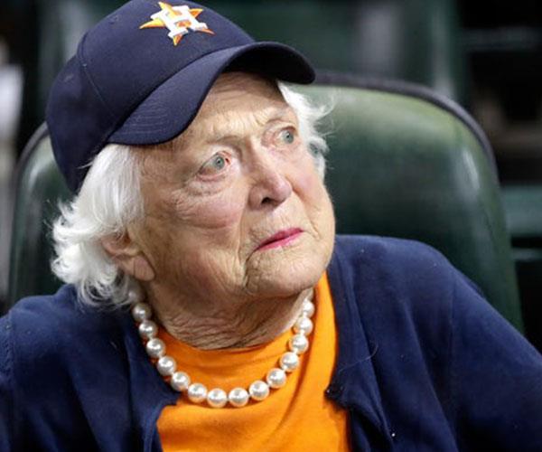 Barbara Bush dead at 92