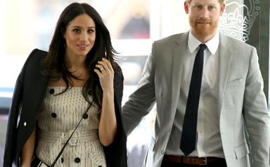 Prince Harry and Meghan Markle make royal history at the Commonwealth Youth Forum