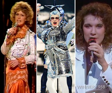 12 of the most memorable moments in Eurovision history