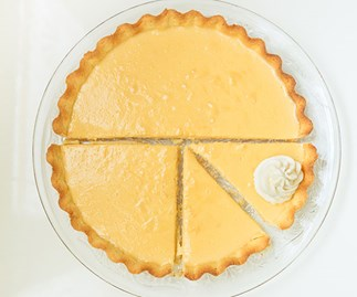 My Kitchen Rules-inspired Lemon Tart recipe