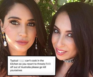 MKR's Sonya and Hadil have been attacked with death threats and VILE racist comments online