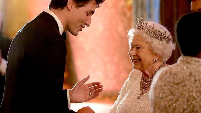 The Queen reigns supreme at the Commonwealth Gala