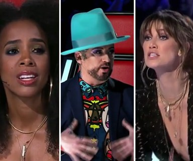 The Voice: Fights, wild partying and secret tears