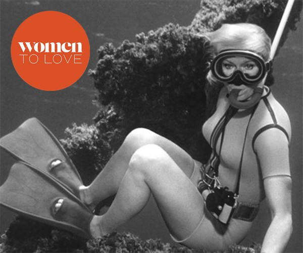 Legendary shark diver Valerie Taylor on defying expectations