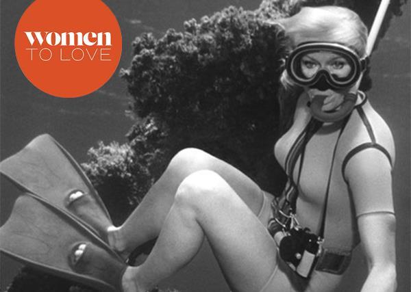 Legendary shark diver Valerie Taylor on defying expectations