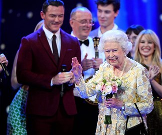 Queen Elizabeth's 92nd birthday concert at Royal Albert Hall was all kinds of royal magic