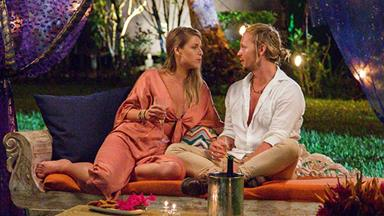 Sam Cochrane and Tara Pavlovic: 'Yes, we're engaged!'