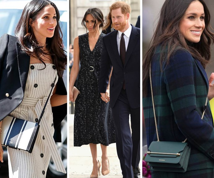Meghan Markle's fashion file: The actress royally wins the style-stakes every time she steps out