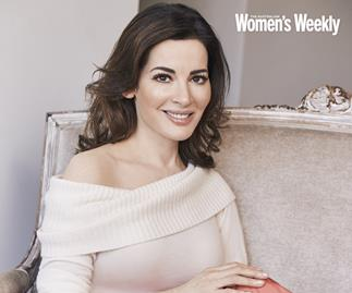 Nigella Lawson on dealing with heartache