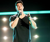 "The Voice's Brock Ashby tells: ""Mum never heard me sing."""