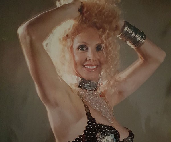 Real life: My life as a burlesque star!