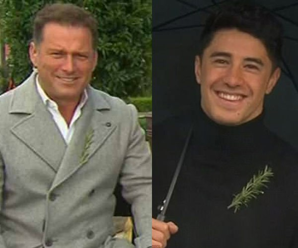 Karl Stefanovic's very awkward interview with The Voice's Brock Ashby will make you turn your chair the other way